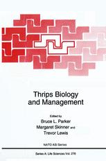 Thrips Biology and Management
