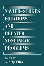 Navier—Stokes Equations and Related Nonlinear Problems