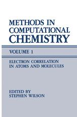 Methods in Computational Chemistry