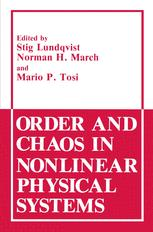 Order and Chaos in Nonlinear Physical Systems