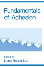 Fundamentals of Adhesion