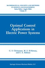 Optimal Control Applications in Electric Power Systems