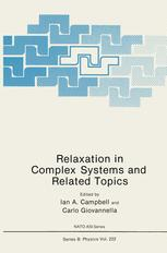 Relaxation in Complex Systems and Related Topics