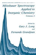 Mössbauer Spectroscopy Applied to Inorganic Chemistry