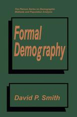 Formal Demography