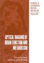 Optical Imaging of Brain Function and Metabolism