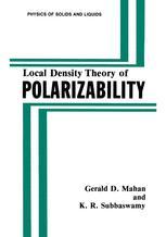 Local Density Theory of Polarizability
