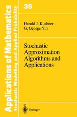 Stochastic Approximation Algorithms and Applications