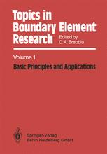 Topics in Boundary Element Research
