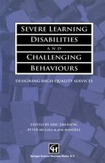 Severe Learning Disabilities and Challenging Behaviours