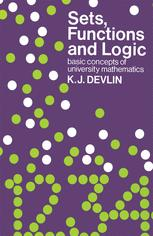 Sets, Functions and Logic