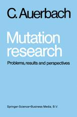Mutation research