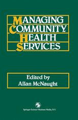Managing Community Health Services