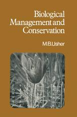 Biological Management and Conservation