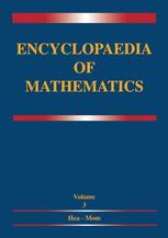 Encyclopaedia of Mathematics