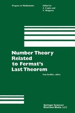 Number Theory Related to Fermat's Last Theorem