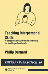 Teaching Interpersonal Skills