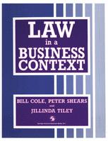 Law in a Business Context