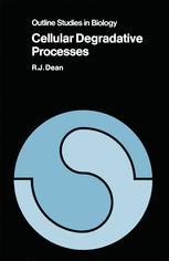 Cellular Degradative Processes