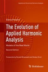 The Evolution of Applied Harmonic Analysis