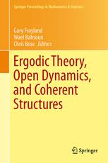 Ergodic Theory, Open Dynamics, and Coherent Structures