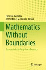 Mathematics Without Boundaries