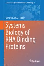 Systems Biology of RNA Binding Proteins