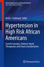 Hypertension in High Risk African Americans