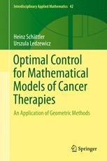 Optimal Control for Mathematical Models of Cancer Therapies