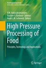 High Pressure Processing of Food