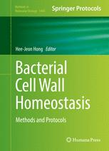 Bacterial Cell Wall Homeostasis