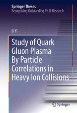 Study of Quark Gluon Plasma By Particle Correlations in Heavy Ion Collisions