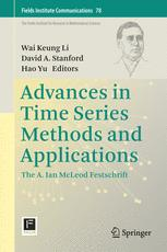 Advances in Time Series Methods and Applications