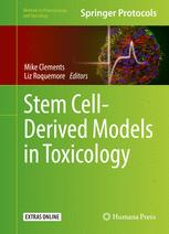Stem Cell-Derived Models in Toxicology