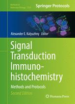 Signal Transduction Immunohistochemistry