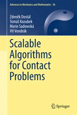 Scalable Algorithms for Contact Problems