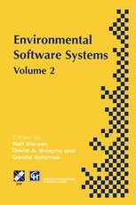 Environmental Software Systems