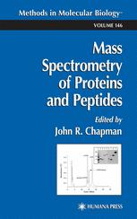 Mass Spectrometry of Proteins and Peptides