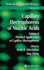 Capillary Electrophoresis of Nucleic Acids