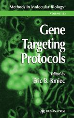 Gene Targeting Protocols