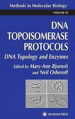 DNA Topoisomerase Protocols