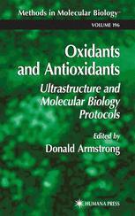 Oxidants and Antioxidants