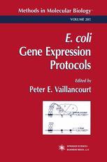 E. coliGene Expression Protocols