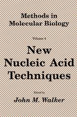 New Nucleic Acid Techniques