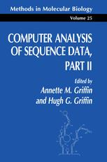 Computer Analysis of Sequence Data