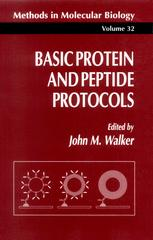 Basic Protein and Peptide Protocols