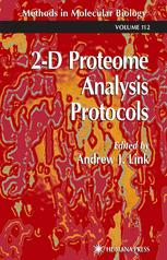 2-D Proteome Analysis Protocols