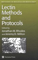 Lectin Methods and Protocols