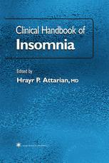 Clinical Handbook of Insomnia