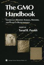 The GMO Handbook